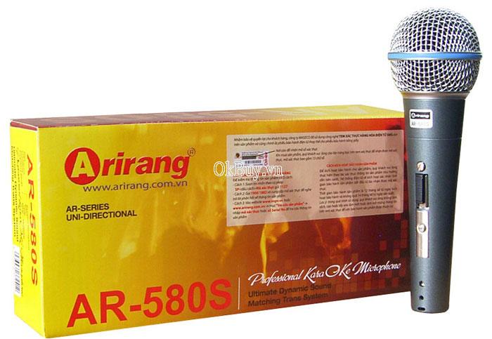 Micro karaoke arirang