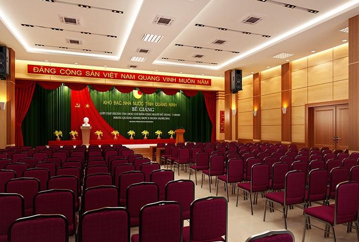 Đặc điểm cơ bản của loa hội trường là gì? Lời giải đáp từ Việt Mới Audio