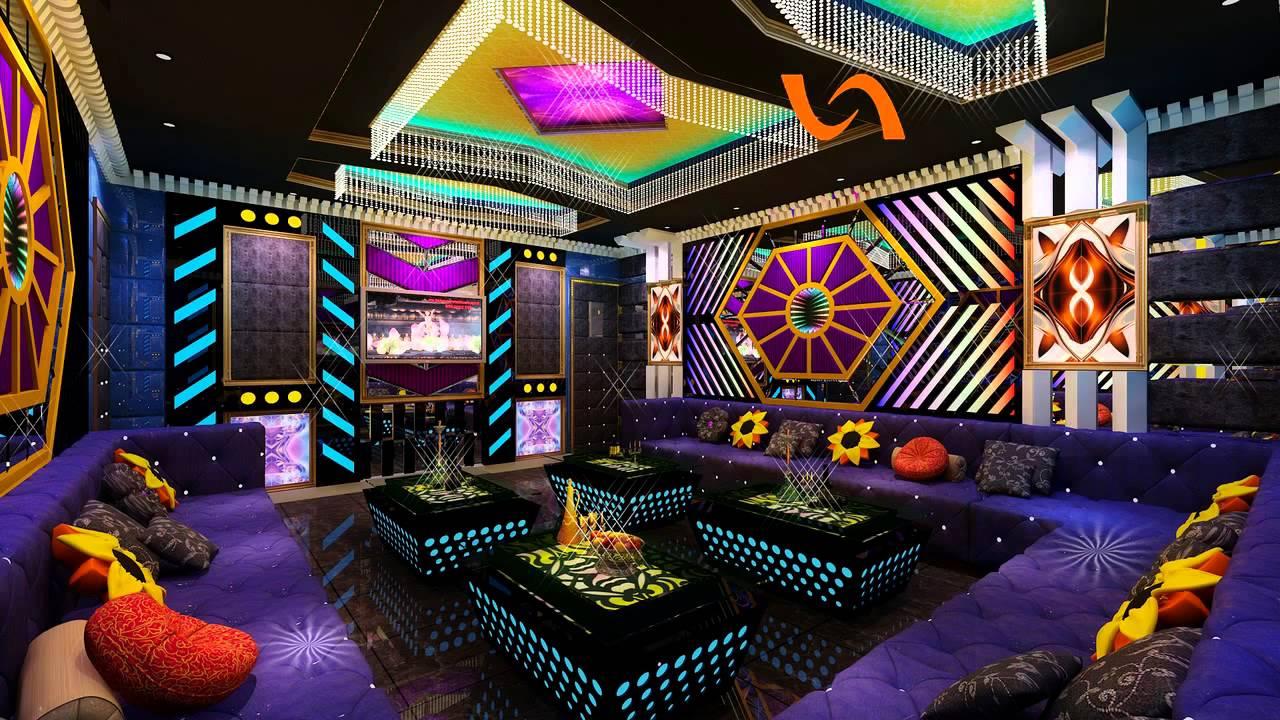 Phòng karaoke đẹp, tiêu âm tốt