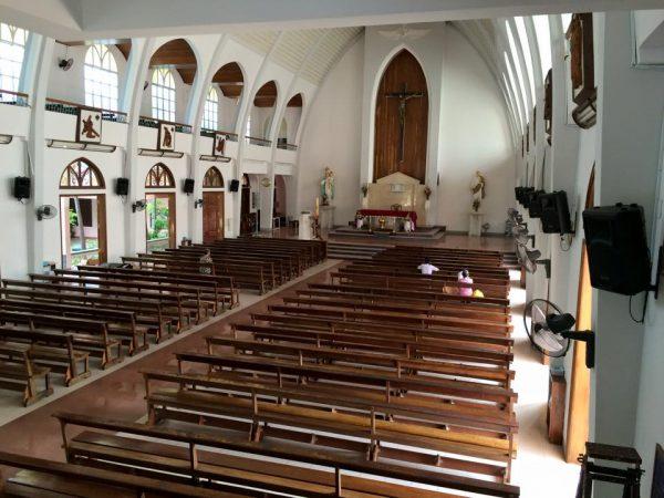 Âm thanh nhà thờ hoàn chỉnh chất lượng chuyên nghiệp | Việt Mới Audio