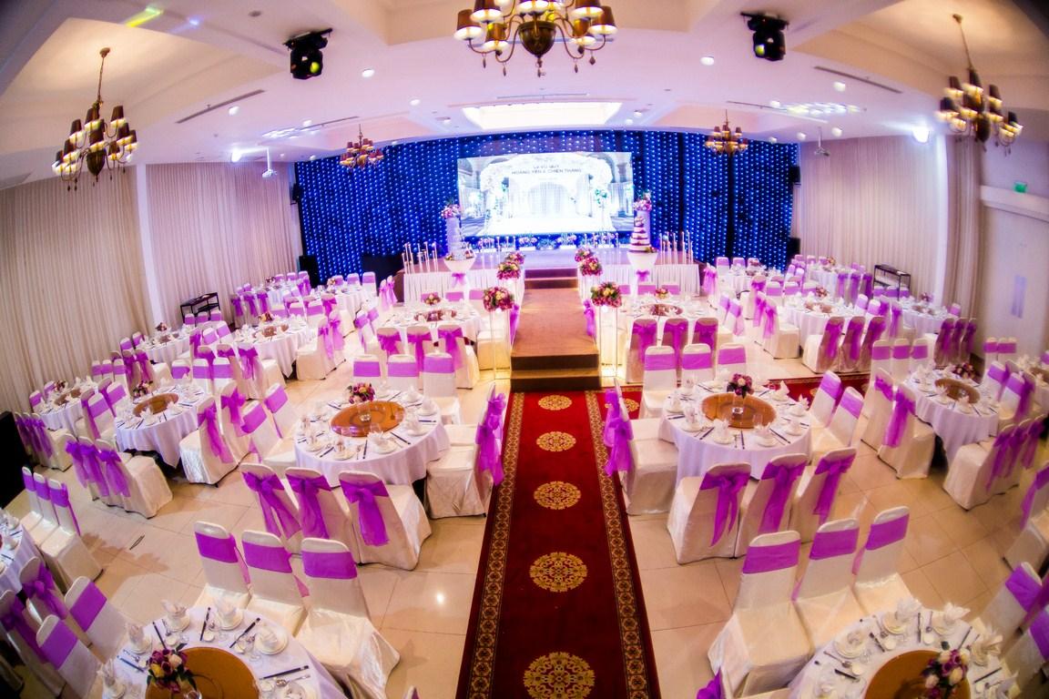 Tư vấn setup âm thanh nhà hàng tiệc cưới | Việt Mới Audio
