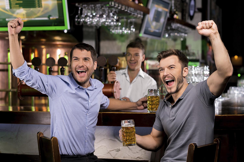 Hệ thống Analog Video tại quán bar