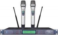 Micro không dây AAP K900 hát karaoke chuyên nghiệp