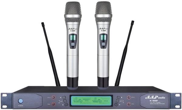 Micro karaoke AAP K900F