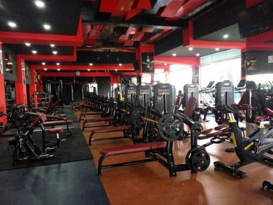 Âm thanh phòng tập Gym