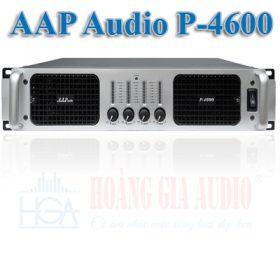 Cục đẩy công suất AAP P4600