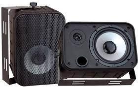 Loa chống thấm Pyle PDWR50B độc đáo – Việt Mới Audio