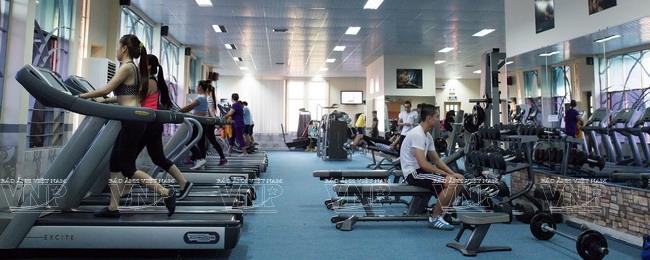 Xây dựng hệ thống âm thanh cho phòng tập gym