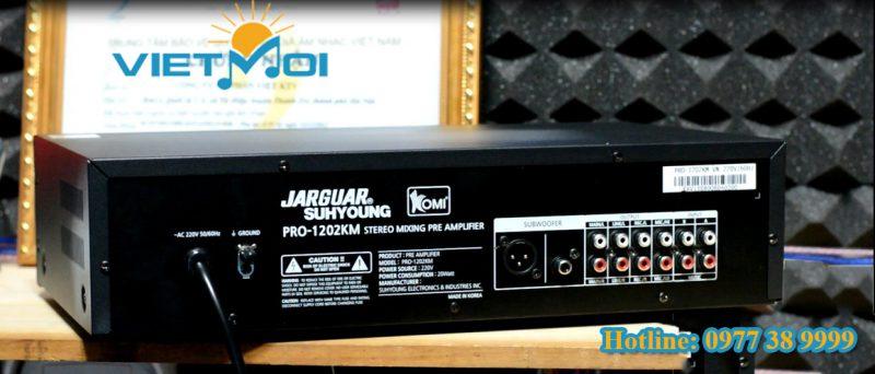 Amply Jarguar PRO 1202KM