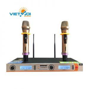 Micro không dây Shure UGX9 II chính hãng, Micro Shure cao cấp