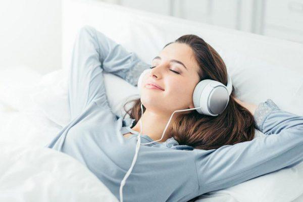Thời điểm vàng để nghe nhạc