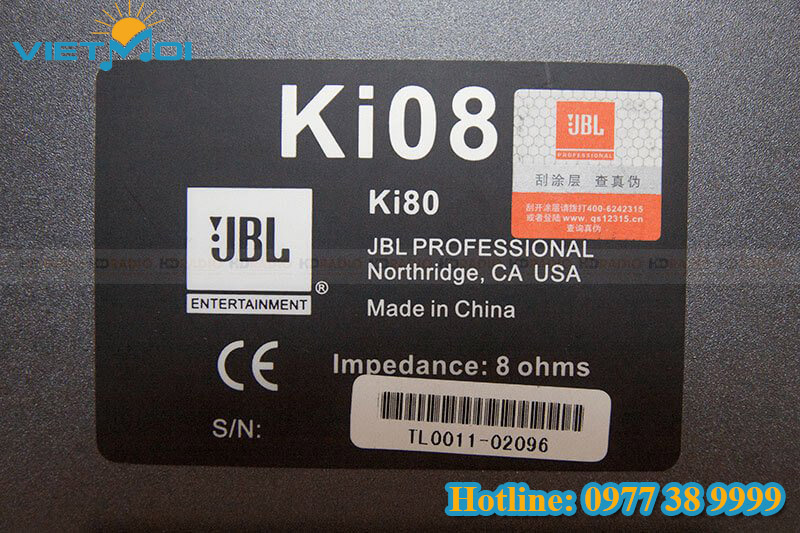 loa jbl ki08 4