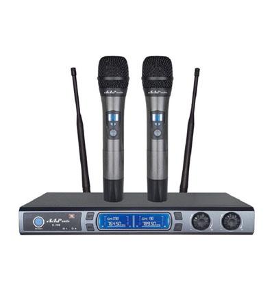 [Không dây] Micro AAP K700