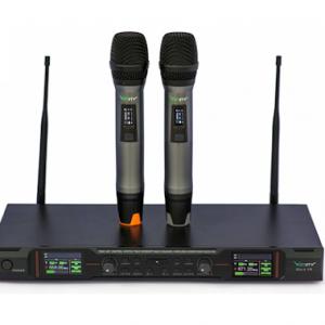 Micro karaoke không dây DK UK 6000 công nghệ tiên tiến