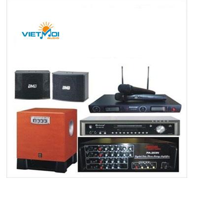 Dàn karaoke kinh doanh VMC 02