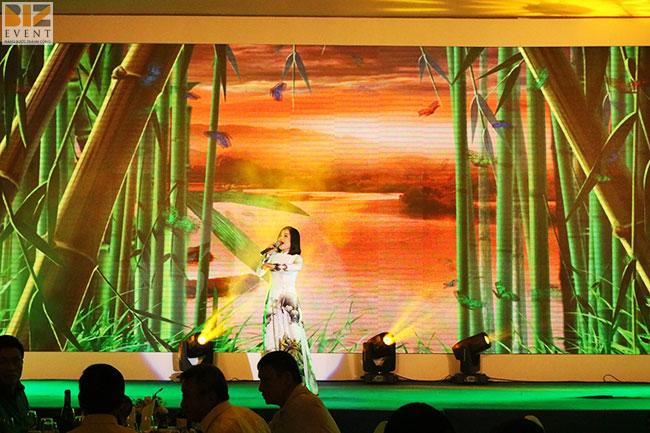 Dự án lắp đặt dàn âm thanh sân khấu trong nhà tại Hưng Yên