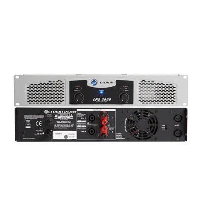 Crown LPS 2500 – Cục đẩy chất lượng | Việt Mới Audio