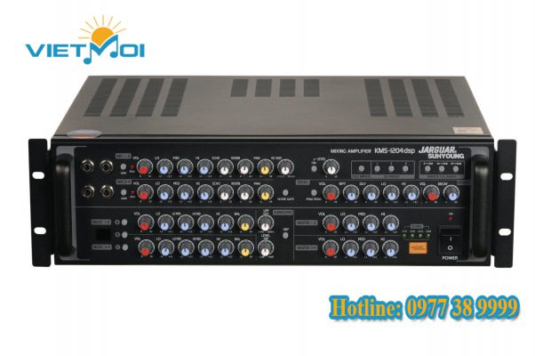Amply Jarguar KMS -1204 DSP