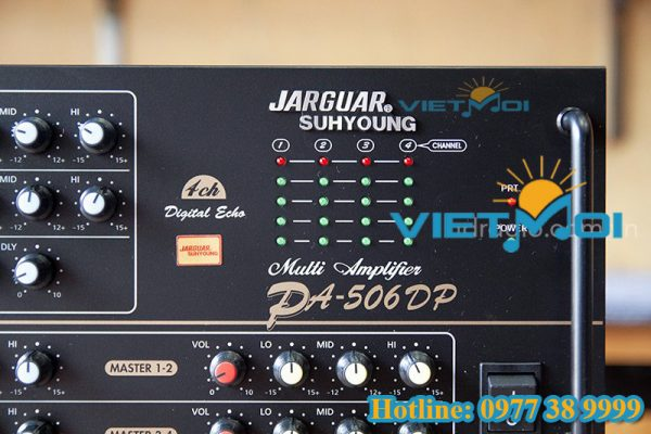 Amply Jarguar PA- 506 DP