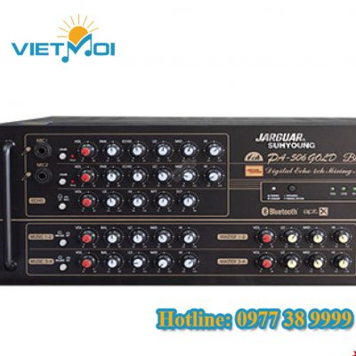 Amply Jarguar PA-506 Gold Bluetooth