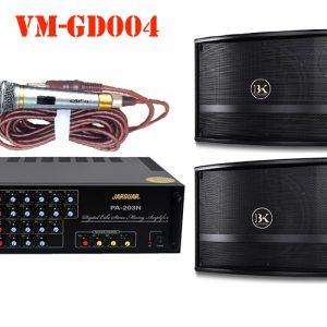 Dàn karaoke gia đình VM-GD004