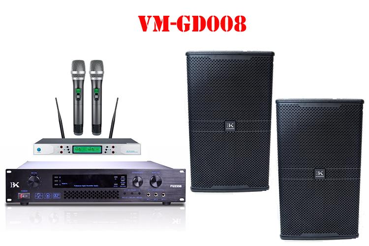 Dàn karaoke gia đình VM-GD008
