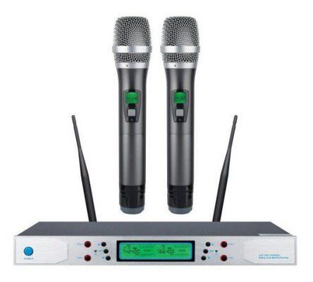 Micro karaoke không dây BK F3000