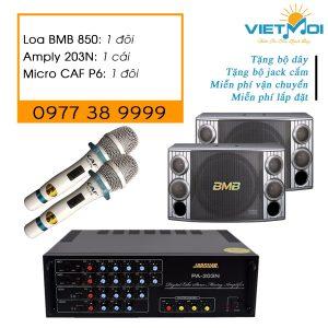 Dàn karaoke gia đình VM-GD017
