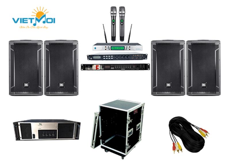 Dàn âm thanh hội trường VM-HT001