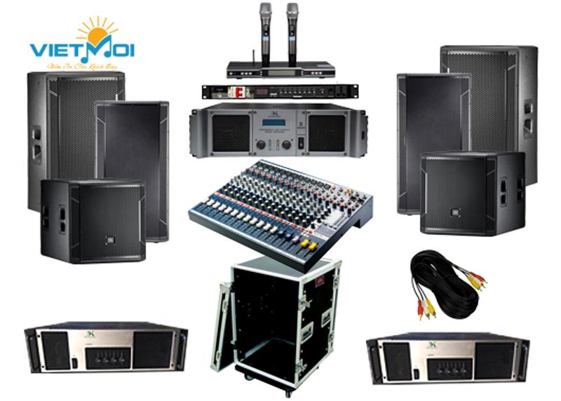 Dàn âm thanh hội trường VM-HT003 giá 110tr