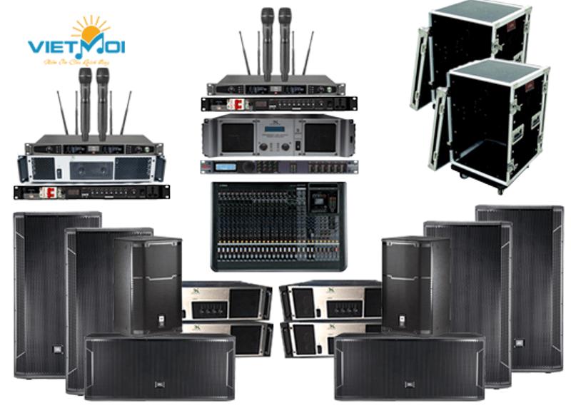 Dàn âm thanh hội trường VM-HT006