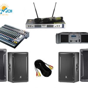 Dàn âm thanh hội trường VM-HT002