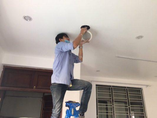 Việt Mới Audio chuyên lắp đặt các dự án sử dụng loa trần