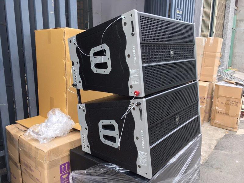 Các loại loa array hội trường chính hãng được ưa chuộng