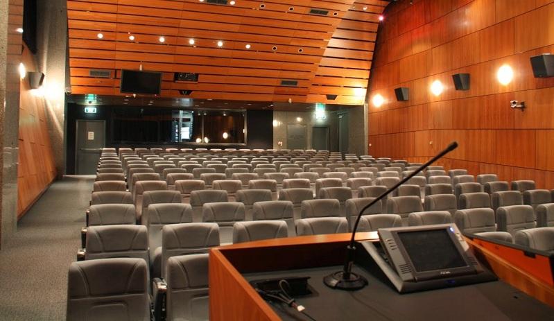 Tư vấn, thiết kế và lắp đặt dàn âm thanh hội cho trường chuyên nghiệp