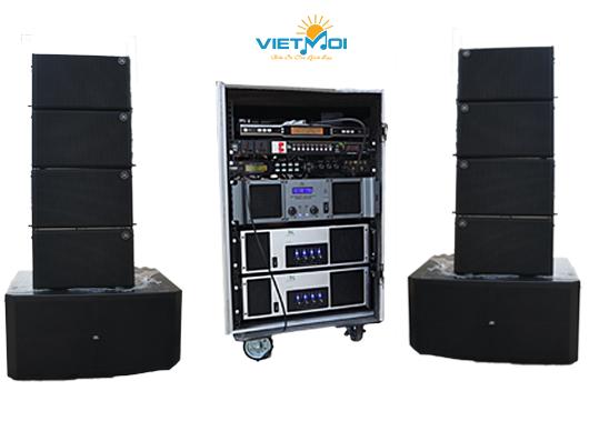 Dàn âm thanh hội trường, sự kiện VM-HT007 giá 150Tr