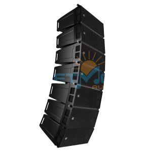 Loa array liền công suất đám cưới giá rẻ CF LA-2 | Việt Mới Audio