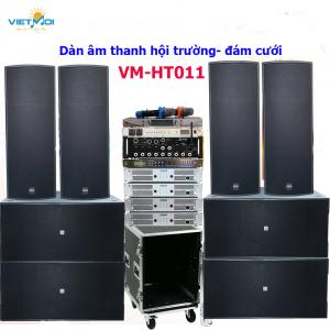Dàn âm thanh hội trường, đám cưới VM-DC011