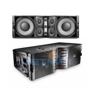 Loa JBL Array VTX V25II nâng tầm dàn âm thanh chuyên nghiệp