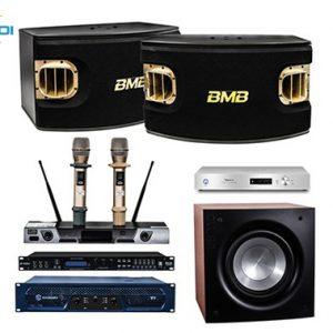 Dàn karaoke gia đình VM-GD035