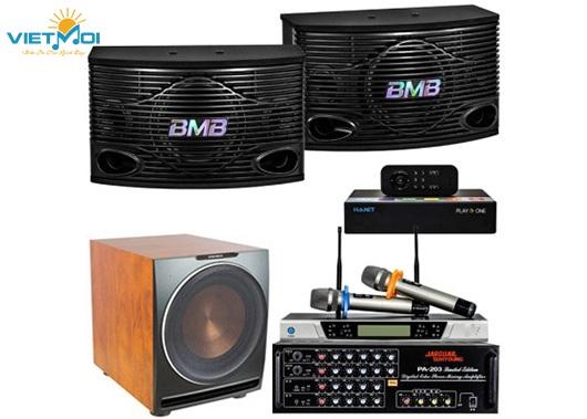 Dàn karaoke gia đình VM-GD037
