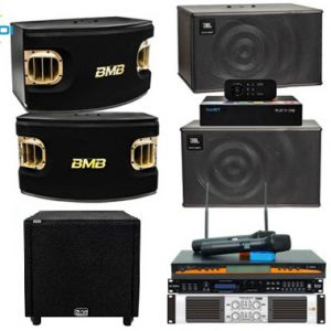Dàn karaoke gia đình VM-GD934