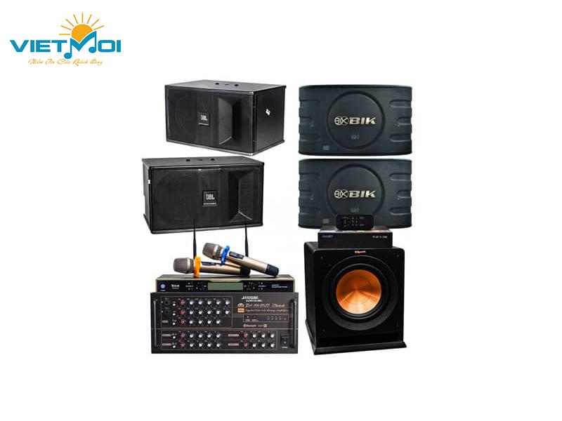 Dàn karaoke gia đình VM-GD030