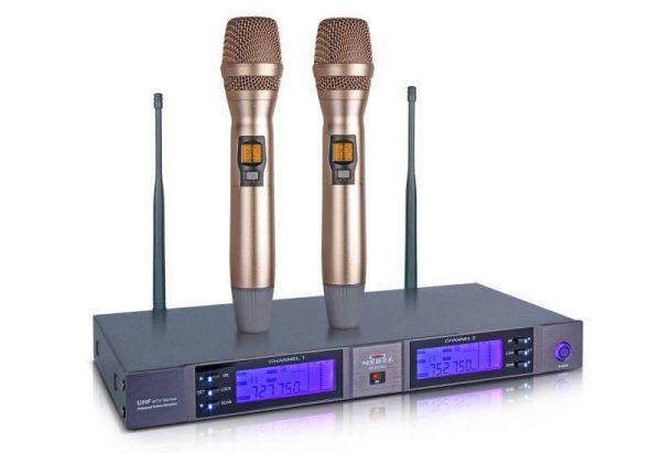 Micro không dây cao cấp, chuyên nghiệp, chất lượng tốt nhất