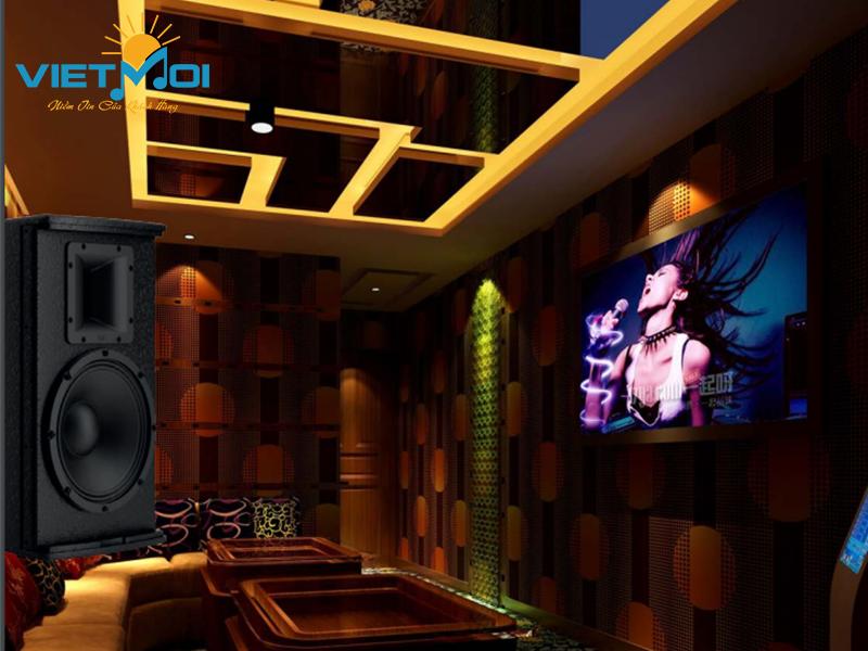 Loa Martin V.10 dành cho dàn karaoke gia đình có diện tích, quy mô nhỏ