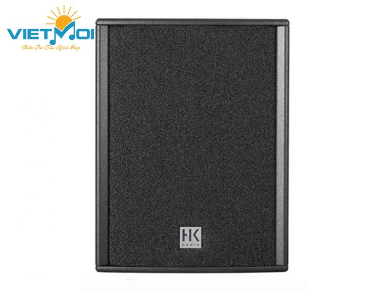 Loa HK PR:O 15 có kiểu dáng đơn giản hình hộp chủ nhật