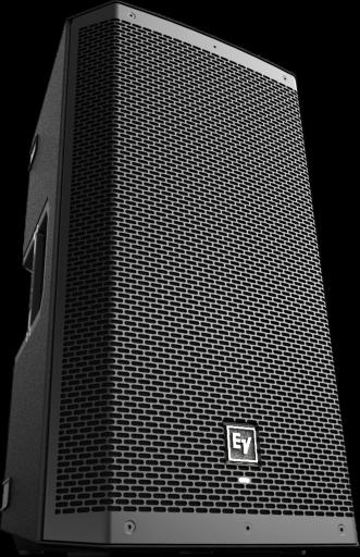 Loa ZLX-12P phù hợp cho những câu lạc bộ, phòng trà,