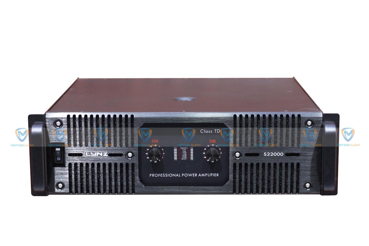 Cục đẩy công suất LYNZ S22000