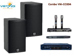 Bộ dàn karaoke cao cấp VM-CC004