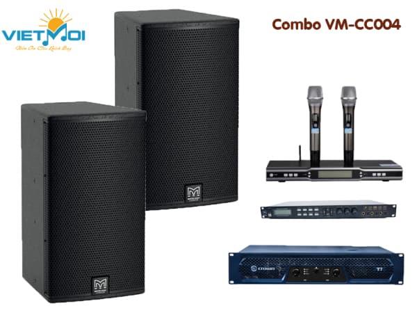Dàn karaoke cao cấp VM-CC004